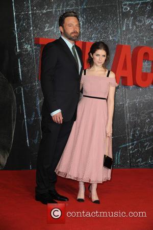 Ben Affleck and Anna Kendrick