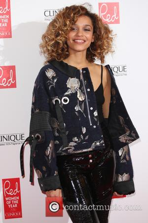Izzy Bizu at The 2016 Red Women of the Year Awards - London, United Kingdom - Monday 17th October 2016