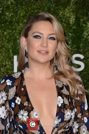 Kate Hudson arrives at the 2016 Golden Heart Awards Dinner held by the charity God's Love We Deliver held at...