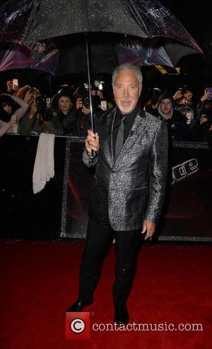 Tom Jones: 'I See And Hear My Late Wife At Night'