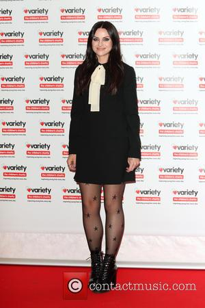 Amy Macdonald seen at the Variety Hall Of Fame ShowBiz Awards and fundraiser for the Variety Children's Charity at London...