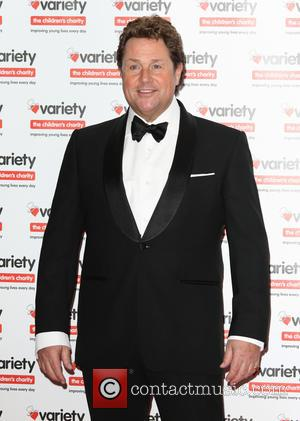 Michael Ball seen at the Variety Hall Of Fame ShowBiz Awards and fundraiser for the Variety Children's Charity at London...