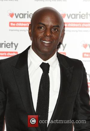 Trevor Nelson seen at the Variety Hall Of Fame ShowBiz Awards and fundraiser for the Variety Children's Charity at London...