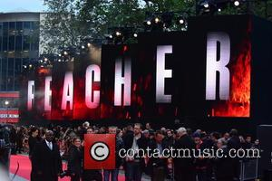 The European premiere of Tom Cruise's new movie 'Jack Reacher: Never Go Back' held at Cineworld Leicester Square, London, United...