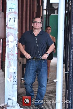 Actor Jim Belushi out and about in Soho, Manhattan, New York, United States - Thursday 20th October 2016