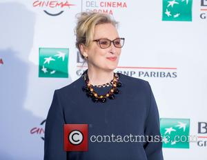 Meryl Streep at the 11th Rome Film Festival photocall for 'Florence Foster Jenkins' held at Auditorium Parco Della Musica -...