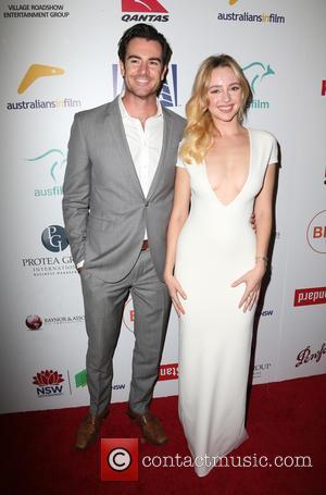 Ben Lawson and Natasha Bassett
