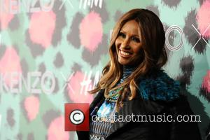 Iman at the 2016 Kenzo x H&M Show held at Pier 36, New York, United States - Thursday 20th October...