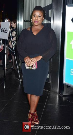 Uzo Aduba at the US Premiere of Ewan McGregor's new movie 'American Pastoral' - New York, United States - Thursday...