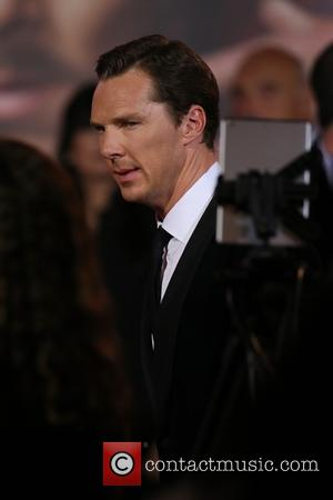 Benedict Cumberbatch seen at the World Premiere of 'Doctor Strange' - Los Angeles, California, United States - Thursday 20th October...