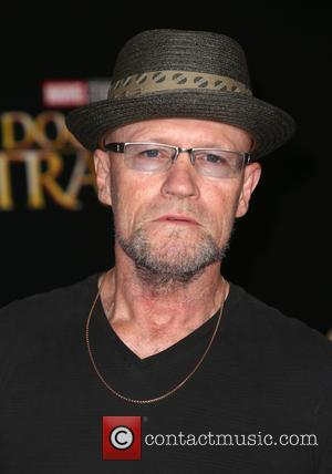 Michael Rooker at the premiere of Disney and Marvel Studios' new movie Doctor Strange held at El Capitan Theatre, Disney,...