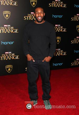 Stephen Boss at the premiere of Disney and Marvel Studios' new movie Doctor Strange held at El Capitan Theatre, Disney,...