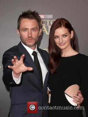 Chris Hardwick and Lydia Hearst