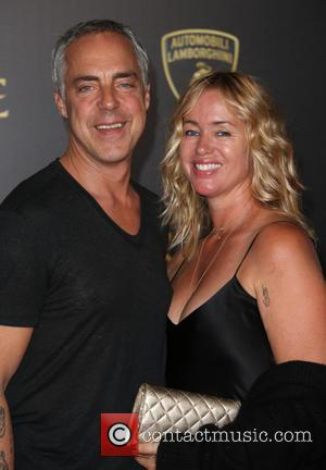Titus Welliver and Jose Stemkens