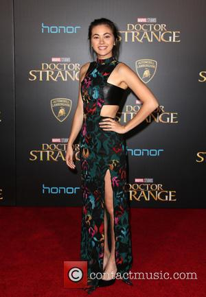 Jessica Henwick seen at the premiere of Disney And Marvel Studios' new movie 'Doctor Strange' held at the El Capitan...