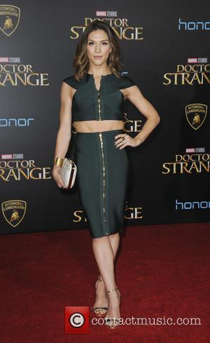 Allison Holker seen at the premiere of Disney And Marvel Studios' new movie 'Doctor Strange' held at the El Capitan...