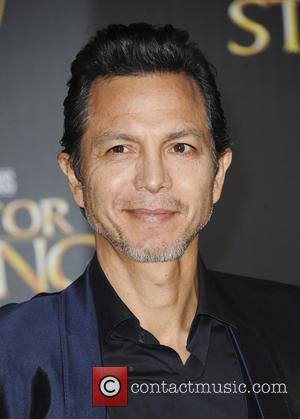 Benjamin Bratt seen at the premiere of Disney And Marvel Studios' new movie 'Doctor Strange' held at the El Capitan...