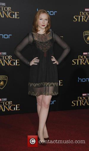 Molly Quinn seen at the premiere of Disney And Marvel Studios' new movie 'Doctor Strange' held at the El Capitan...