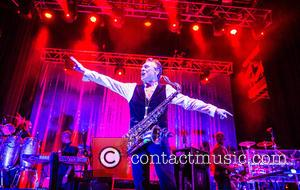 Ub40 and Brian Travers
