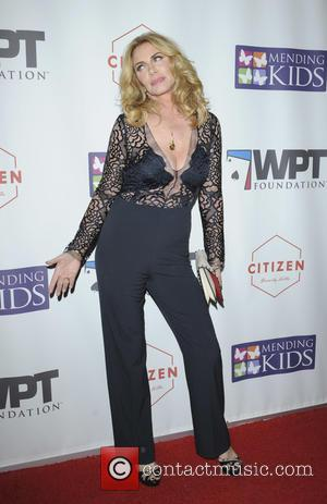 Shannon Tweed and Sophie Simmons at the World Poker Tournament Presents 'Four Kings And An Ace' held at CITIZEN, Los...