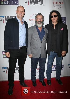 Vince Vaughn, Mel Gibson and Gene Simmons