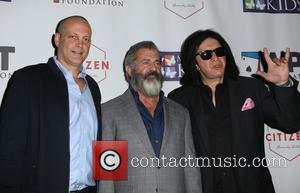 Vince Vaughn, Mel Gibson and Gene Simmons