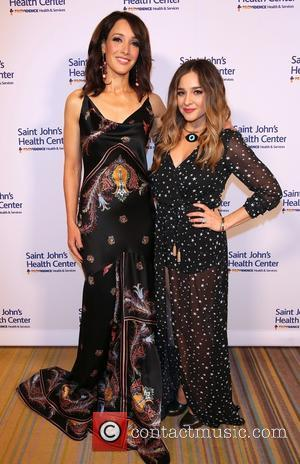 Jennifer Beals and Alisan Porter