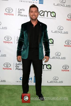 Lance Bass arriving at the 26th Annual Environmental Media Awards (EMA's) held at Warner Brothers Studios, Los Angeles, California, United...