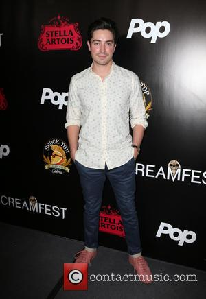 Ben Feldman at the Screamfest 2016 premiere of 'The Master Cleanse' held at TCL Chinese Theatre, Hollywood, California, United States...