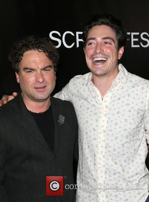 Johnny Galecki and Ben Feldman