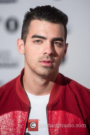 Joe Jonas seen at the BBC Radio 1 Teen Awards held at the Wembley Arena, London, United Kingdom - Sunday...