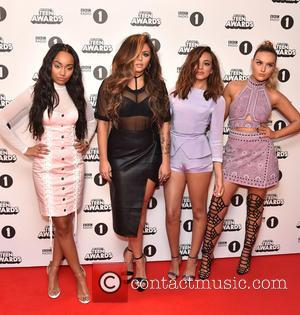 Little Mix seen at the BBC Radio 1 Teen Awards held at the Wembley Arena, London, United Kingdom - Sunday...