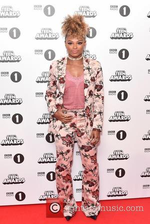 Fleur East seen at the BBC Radio 1 Teen Awards held at the Wembley Arena, London, United Kingdom - Sunday...