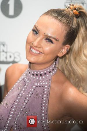 Perrie Edwards seen at the BBC Radio 1 Teen Awards held at the Wembley Arena, London, United Kingdom - Sunday...