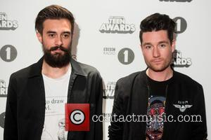 Bastille seen at BBC Radio 1's Teen Awards held at the Wembley Arena, London, United Kingdom - Sunday 23rd October...