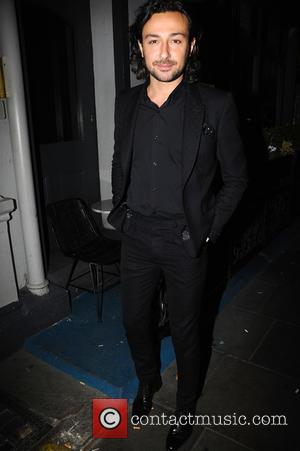 Alex Zane attending the Gang Show at the Groucho Club in Soho, London, United Kingdom - Sunday 23rd October 2016