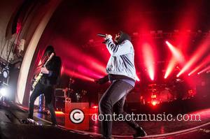 Josh Franceschi and You Me At Six