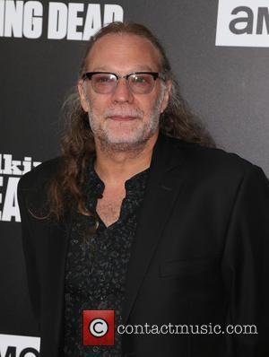 Greg Nicotero at Hollywood Forever