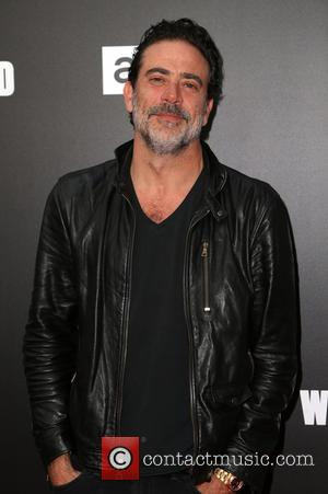 Jeffrey Dean Morgan's Son Passed Out After Zombie Makeover