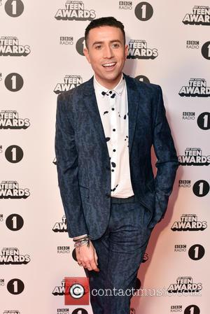 Nick Grimshaw seen at the BBC Radio 1 Teen Awards held at the Wembley Arena, London, United Kingdom - Sunday...