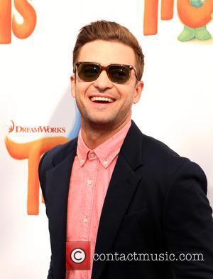 Justin Timberlake: 'My Kid's A Genius'