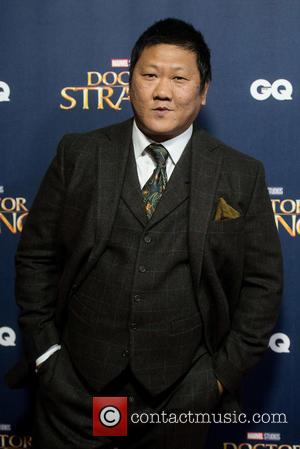 Benedict Wong seen at the 'Doctor Strange' launch event. Benedict plays the role of Wong in the film. The event...