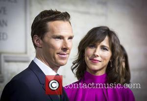 Benedict Cumberbatch and Sophie Hunter
