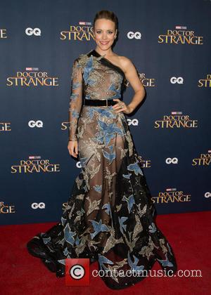Ruth McAdams - 'Doctor Strange' film Launch held at The Cloisters at Westminster Abbey at Westminster Abbey - London, United...