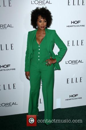 Vivica A. Fox at the ELLE Women in Hollywood Awards held at the Four Seasons Hotel, Los Angeles, California, United...