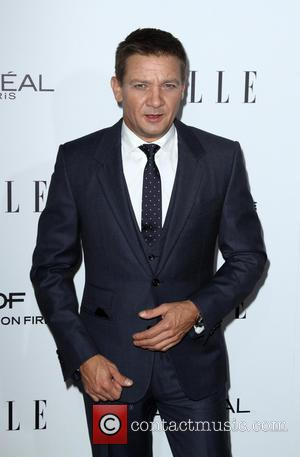 Jeremy Renner at the ELLE Women in Hollywood Awards held at the Four Seasons Hotel, Los Angeles, California, United States...