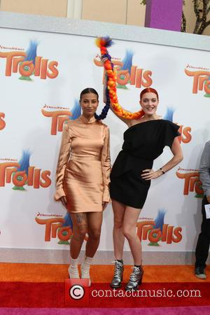 Icona Pop, Aino Jawo and Caroline Hjelt
