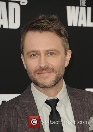Chris Hardwick seen at a special edition of 'The Walking Dead's Talking Dead' presented by AMC - Los Angeles, California,...