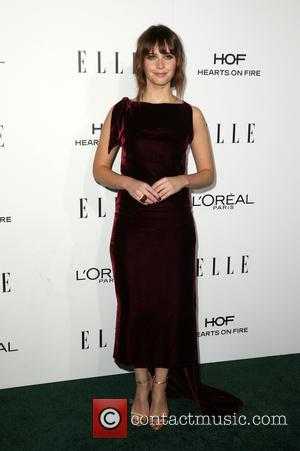 Felicity Jones at the 23rd Annual ELLE Women in Hollywood Awards held at the Four Seasons Hotel, Los Angeles, California,...
