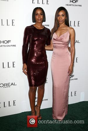 Kelly Rowland and Michelle Williams at the 23rd Annual ELLE Women in Hollywood Awards held at the Four Seasons Hotel,...